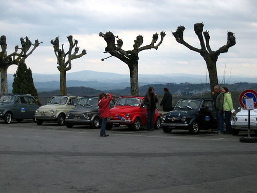 Hey, a Cinquecento convention!