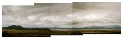This is why I love Montana (MaureenShaughnessy) Tags: panorama photoshop landscape spring montana utata april helena thebigsky hockneyish helenavalley newwestnet stormmovingin