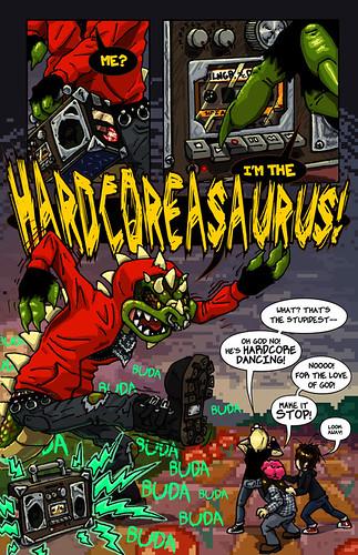 Hardcoreasaurus - Page 5