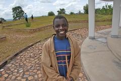 Road between Bujumbura and Gitega