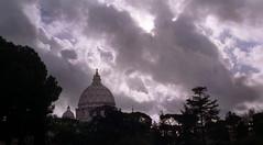 Vatican sky