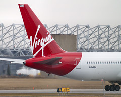 Virgin Nigeria plane