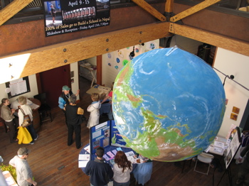 Earth Day at Bayview Corner