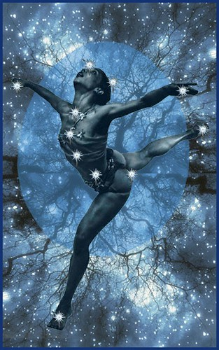 The Star Goddess Dances Creation