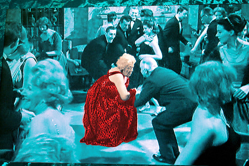 Margaret Rutherford Does the Twist TV Shot