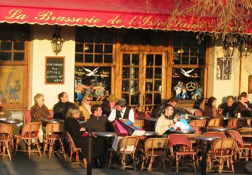 Un café en París
