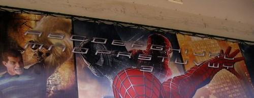 Spiderman 3 - Kunming, China
