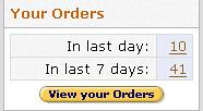 Amazon 29th April 2007