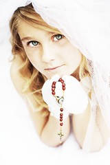 Skyla's First Holy Communion portrait (Traci) Tags: california white art love girl beautiful saint point religious photography bravo peace child veil dress god pray jesus daughter dana first holy gloves taylor orangecounty edwards danapoint communion tracie weddingphotographer skyla impressedbeauty tribehorizon iwaspikdinpikapic luckypic tracietaylorphotography troublemakernumbertwo