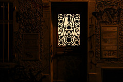 door (Dreamer7112) Tags: 20d backlight contraluz schweiz switzerland europe suisse suiza canon20d basel canoneos20d backlit silueta svizzera bale siluetas eos20d basle basilea ble blackribbonbeauty