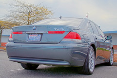 BMW 745I (Ac3eduu) Tags: bmw hdr 745i 3xp