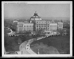 No Known Restrictions: Library of Congress by W.H. Jackson, 1902 (LOC) - by pingnews.com