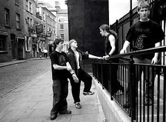 Parkour, Dublin (C) 2007