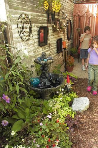 MLH Memorial Garden Tour