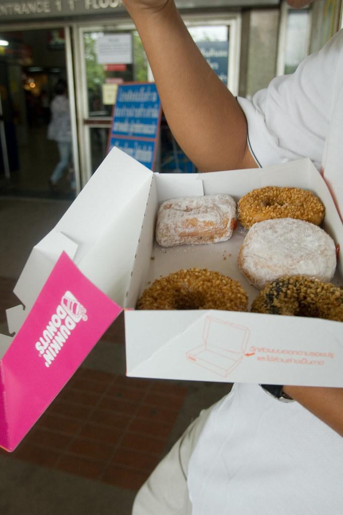 BangkokFood - Dunkin Donuts