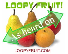 Listen to me on Loopy Fruit