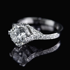 """""""Royal Crown"""" engagement ring. 2ct brilliant cut diamond with pave set diamond bezel. (rmrayner) Tags: wedding macro canon spectacular eos gold photo engagement perfect flickr handmade jewelry engagementring romance best special jewellery precious faceted bling expensive jewels eternity canoneos platinum nottinghill hattongarden tomfoolery gemstones rumour elegance macrophoto diamondring gemstone bestset preciousstones preciousstone jewelrydesign handmadejewellery bestimage uniquedesign jewellerydesign topimage rumourjewellery customjewellery handmadering macrophotosnolimits brilliantcutdiamond rumourpavesetdiamonds rmrayner ralphraynerphoto bespokering wwwrumouronlinecom spectacularshots wwwflickrcomgroupsjewellery designerjewels perfectjewellery httpwwwflickrcomgroupsjewellery madebyrumouronlinecom perfectjewellerygroup rumourbespoke finejewellery rumouronlinecom uniquejewels bespokejewellerydesign ralphrayner londonjeweller jewelleryinlondon precisionmadejewellery"""