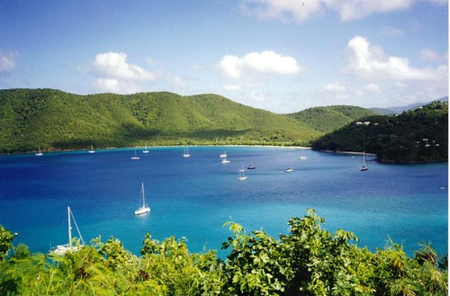 Virgin Islands: The Sea Goddess