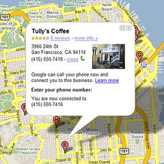 Calling Tully's from Google Maps! (5)