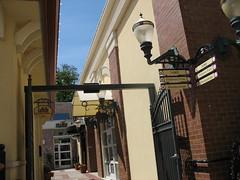5th Street Market Alleyway