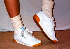 Vintage Reebok Freestyle Lo (Sneakerluvr) Tags: fetish sneakers reebok