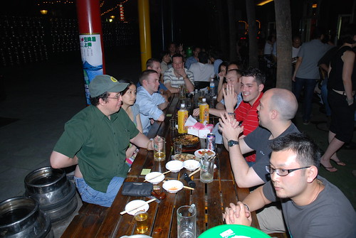 taiwan beer bar meet-up
