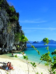 Paradise (chona_p) Tags: travel vacation beach islands philippines elnido palawan a mywinners superaplus aplusphoto holidaysvacanzeurlaub diamondclassphotographer flickrdiamond