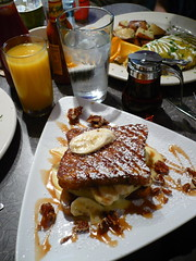 Banana-Spiked French Toast