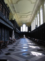 All Souls College: Codrington Library