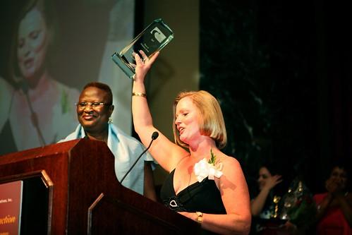 of distinctionquot  award