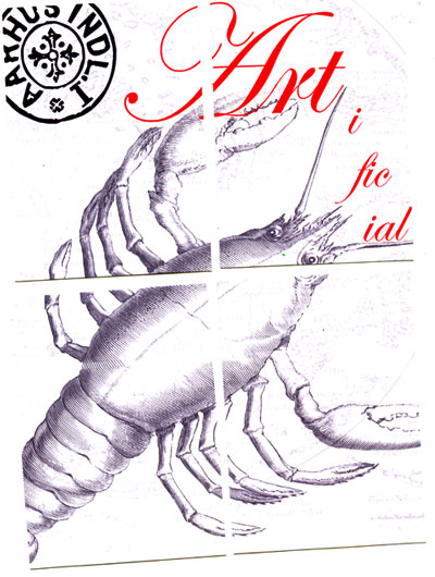 Artificial lobster (set of four)