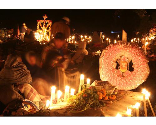 Dia de los Muertos - Patzcuaro, Mexico
