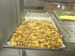 Msli, baked, (foiegraspower) Tags: food kitchen denmark restaurant cook kkken foodporn molecular msli kokke