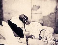 Hazrat Bahadur Shah Zafar, Mayanmar (1860)