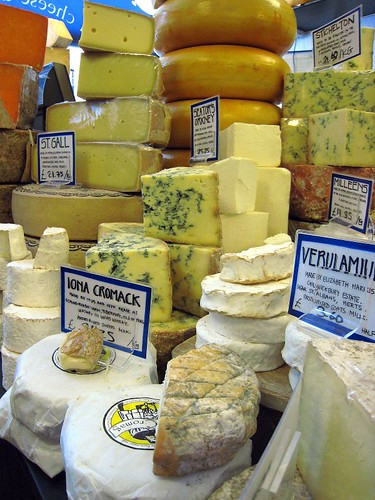 Cheese Towers