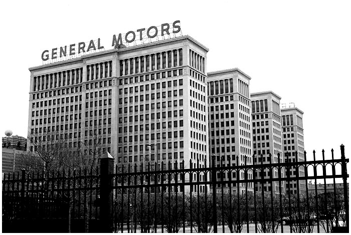 General Motors = Canon AE-1 Program