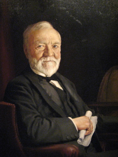 an analysis of andrew carnegie and the rise of big business
