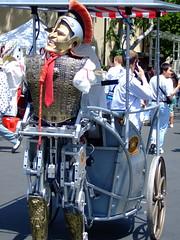 George W. Bush Chariot