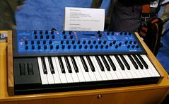 Dave Smith Evolver Keyboard