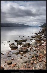 Lago Ness (.:fotomaf:.) Tags: scotland escocia nessy lagoness