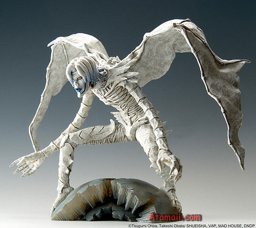 modelo de Rem Death Note