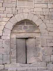 Jordania Castillo de Qasr Al Azraq o Qasr Azraq 18 (Rafael Gomez - http://micamara.es) Tags: azul de al y jordan ventanas fortaleza desierto castillo jordanien castillos qasr jordanie jordania puertas azraq