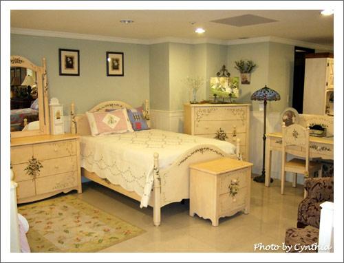 艾莉傢俬-可愛的臥室組