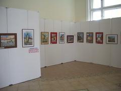 Art exhibition, Sibiu