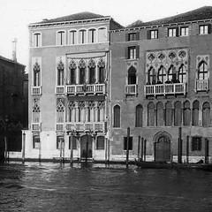 Venice, Italy - Palazzo Morosini Sagredo