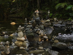 Cairns at Emmagen Creek1
