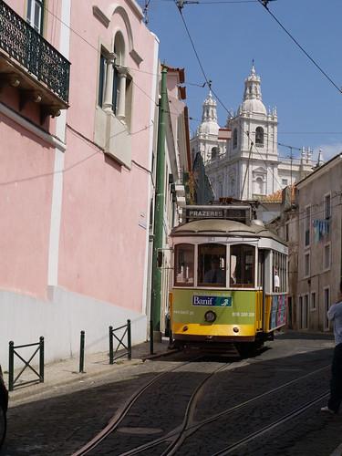 Lisboa - R. de São Tomé