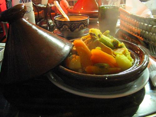 Cuscús con pollo y verduras...