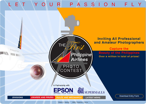Philippine Airlines First Photo Contest