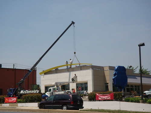 New Colesville McDonalds